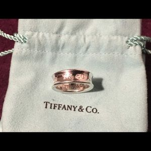 Tiffany & Co '97 (1837) Collection Sz 6